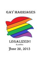 Sonic the Hedgehog - Gay Marriages Legalized by MarioandSonic999