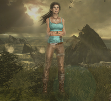 A Tomb Raider is born by tombraider4ever