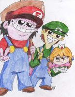 Super Ed Brothers by Nintendo-Nut1