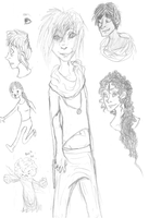 Some Sketches by Zigzagoomba