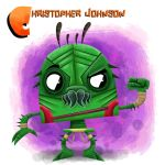 Christopher Johnson by xanderthurteen