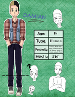 Damian OC Profile by purplemusic-B-ox