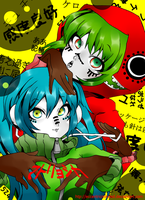 Vocaloid: Matryoshka by eccentricminded