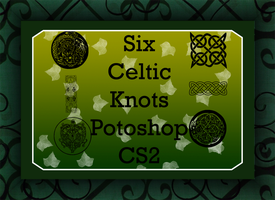 Six Celtic Brushes by AmbiantNight
