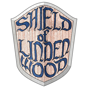 Shield of Linden Wood Logo by LiHy