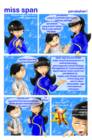 miss span edisi 4 by waloehcomic