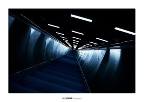 Escalator by CalleHoglund