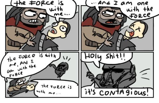 Rogue One, 11 by Ayej