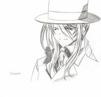 Shirogane by HylianSword