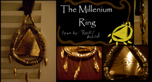 The Millenium Ring by Achird