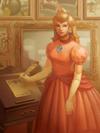 Princess Peach redux by Photia