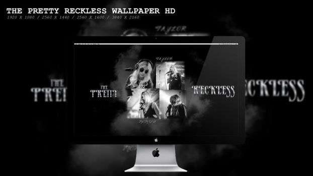 The Pretty Reckless Wallpaper HD by BeAware8