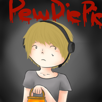 pewdiepie by hello1tucker