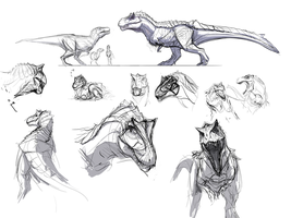 Hypo doodles by Tapwing