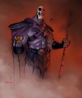 TheBoo_Skeletor_colored by DennisBudd