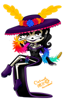 Lady Catrina by Clockwork-Lady-88