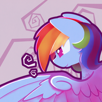 Dashie~ by DarkFlame75