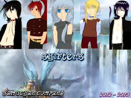 Shifters New Background And Main Menu Finished - C by SamuXchan