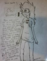 The Chii Human by Patience-Chii