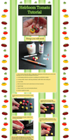 Heirloom Tomato Tutorial by lily-inabottle
