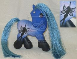Fairy Pony for Bunne by customlpvalley