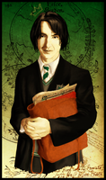 HP - The Half-Blood Prince II by ArcanePrayer