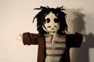 Sirius is a Hand Puppet by MichellePrebich