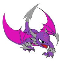 skylanders cynder by dragontooth21