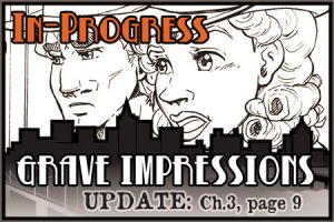 Grave Impressions- Chapter 3, Page 9 by NymAulth