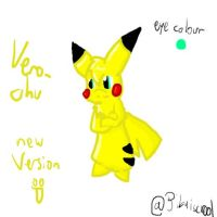 NEW ART STYLE??? by PikaIsCool