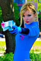 Target in Sight by CosplayButterfly