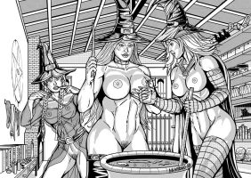 Milk for the Witches by leandro-sf