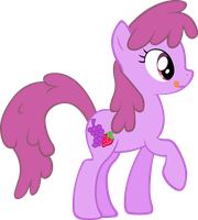 Berry Punch Vector by ArtPwny