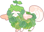 [CUSTOM] Flufferbun - Lettuce by fIuffer