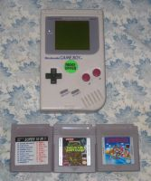 YEAH! Free Game Boy and games! by T95Master