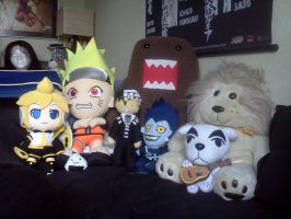 My Plush Collection by stalydan