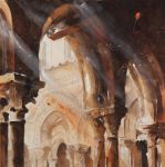 THE MONREALE CLOISTERS by sanderus