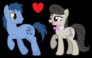 Noteworthy and Octavia by 3D4D