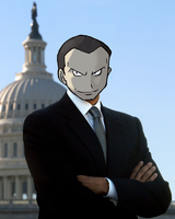Giovanni for President by Manik-Needlemouse