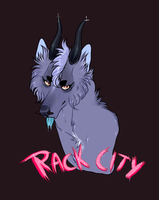 rack city bitch by rottingseams