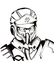Colonel Radec by DreamXxXDemon178
