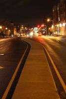 Empty Street by lighthousegraphics