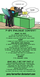 P-B's Dialogue CONTEST! (closed) by Pony-Berserker