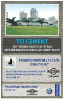 tci cement by krishsajid