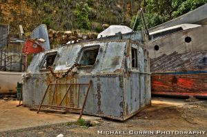 Rusted Ship HDR colour by TheSoftCollision