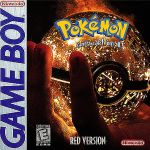 Pokemon Red by wazzy88