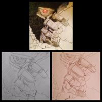 My Process by OptimusIsPrime