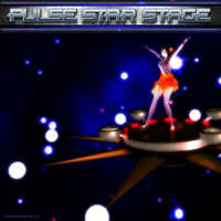 MMD Pulse Star Stage by Trackdancer