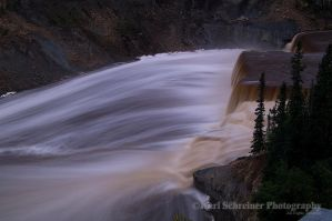 Louise Falls by KSPhotographic