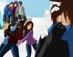 Snow Day by Azure-Knight33